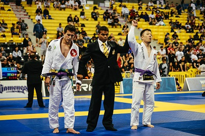 Jiu-Jitsu Tournaments